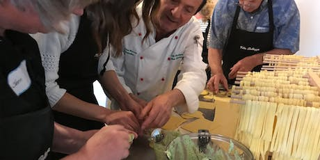 Homemade Pasta & Sauces with Chef Antonio Cecconi tickets