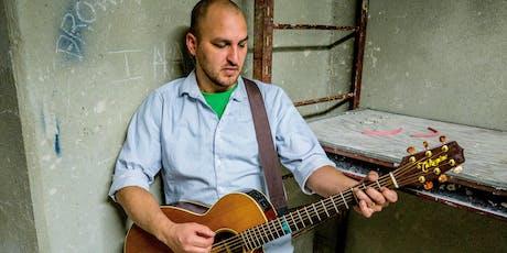 Fall Concert Series: Curtis Phagoo & The Heartbrok tickets