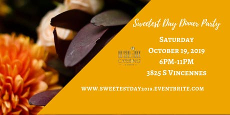 Sweetest Day Dinner Party tickets