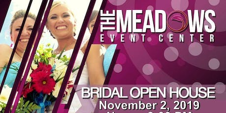 Bridal Show/Open House tickets