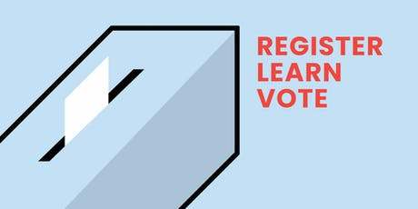 National Voter Registration Day tickets