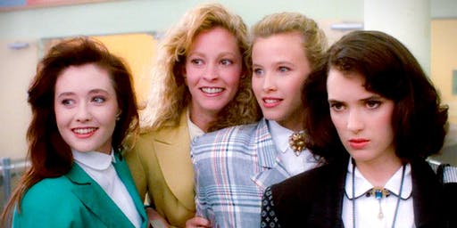 Heathers (1988) w. Pre-show Music by The Von Tramps