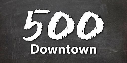 "IMPROV 500 (Market Theater Downtown)- The ""Art"" of Improv - A Deeper Understanding WINTER"