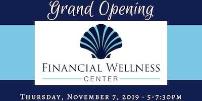 Financial Wellness Center Grand Opening