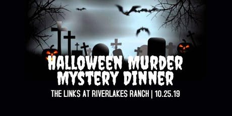 Halloween Murder Mystery Dinner tickets