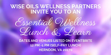 Essential Wellness Lunch & Learn tickets