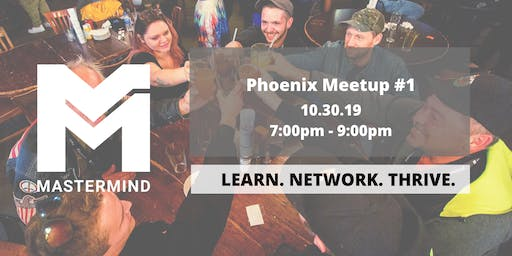 Phoenix/Tempe Home Service Professional Networking Meetup #1