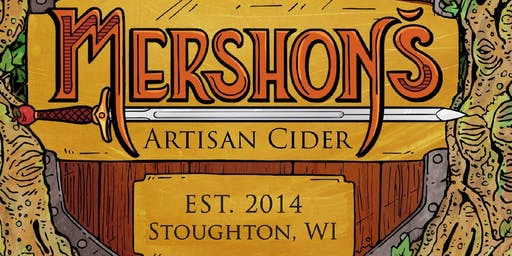 FREE Mershon's Cider Tasting