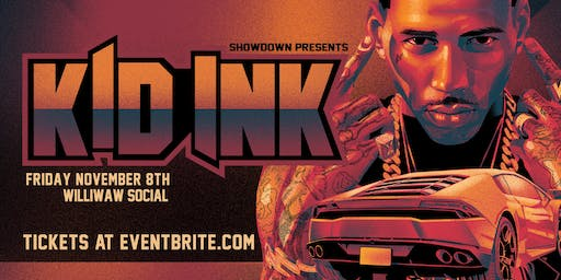 Kid Ink - Live in Anchorage