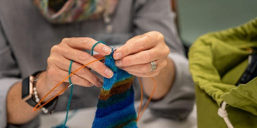 Knit Basics pt1 of 2 w/Erin