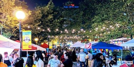 Jersey City Night Market- Last Event of the Season tickets