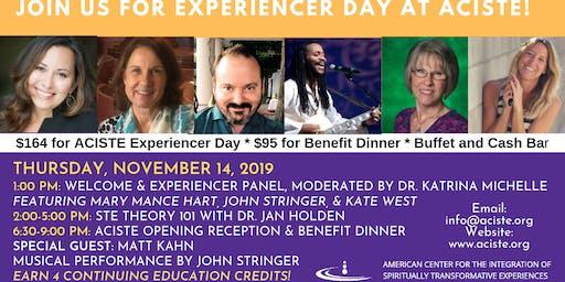 ACISTE Benefit Dinner: An Evening with Matt Kahn & John Stringer