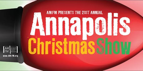 AMFM Presents An Annapolis Christmas tickets