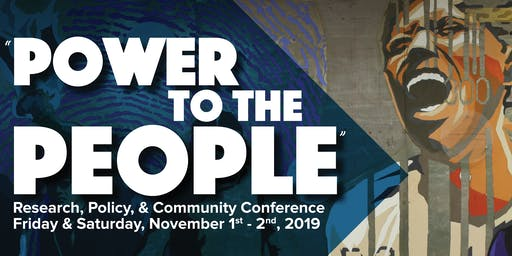 Power to the People:50 Years of Bridging Research with Community Conference