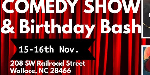 Clean Comedy Show & Birthday Bash