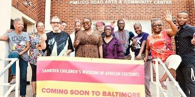 Birthday Bash for **** Kiki, founder, Sankofa Children's Museum