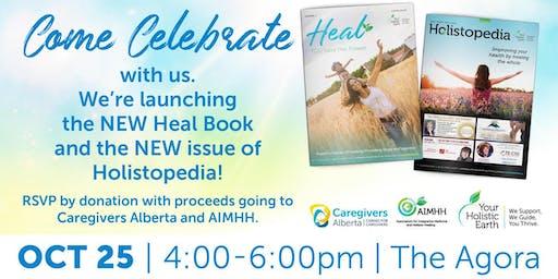 HEAL & Holistopedia Book Launch