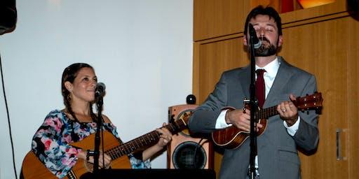 Sensory Friendly Concert w/ Casey Cormier & Daniella Katzir