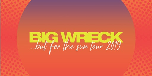 Big Wreck -But For The Sun Tour