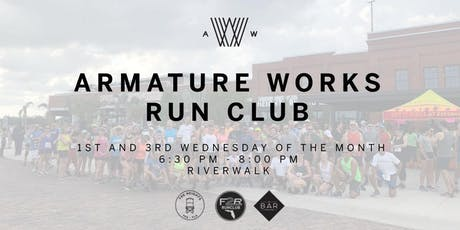Armature Works Run Club - October 16 tickets