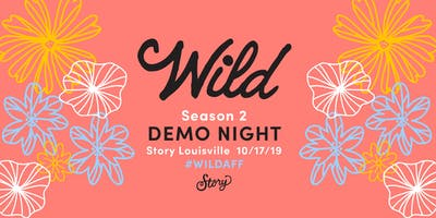 Wild Accelerator Season 02 - Demo Event!