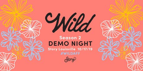 Wild Accelerator Season 02 - Demo Event! tickets