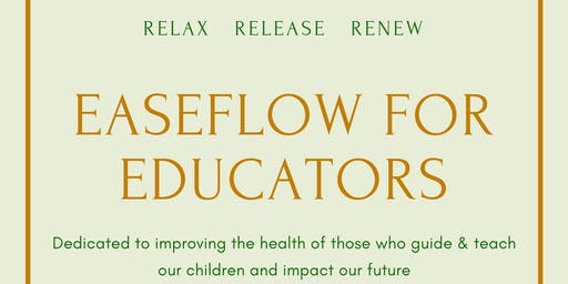 Easeflow For Educators Yoga
