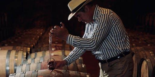 Leña Brava Wine Dinner  with Rick Bayless & Paolo Paoloni