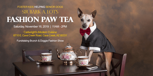 Fashion Paw Tea