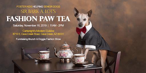 Fashion Paw Tea - SOLD OUT