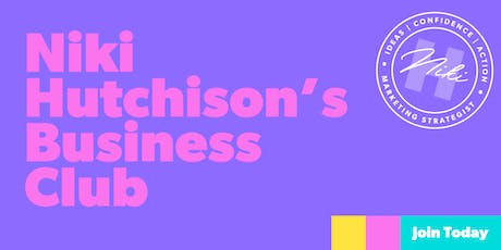 Niki Hutchison's Business Club: The Whisky Edit tickets