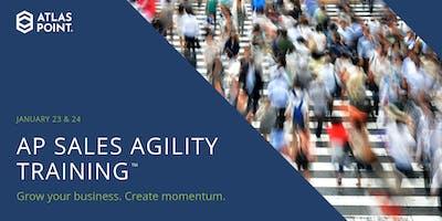 Sales Agility Training for Financial Advisors