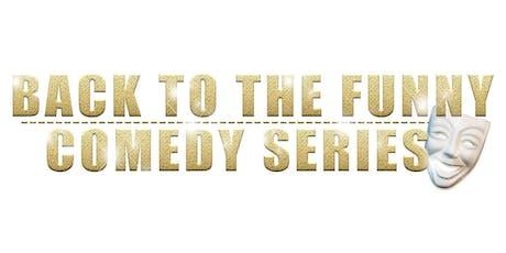 Back To The Funny (Atlanta GA) tickets