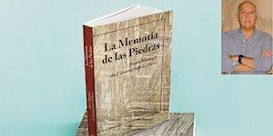 """PRESENTACIÓN LIBRO """"La Memoria de las Piedras"""" de JUAN..."""