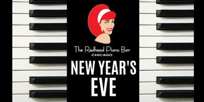 New Years Eve at The Redhead Piano Bar