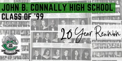 John B. Connally High School Class of '99 - 20 Year Reunion!
