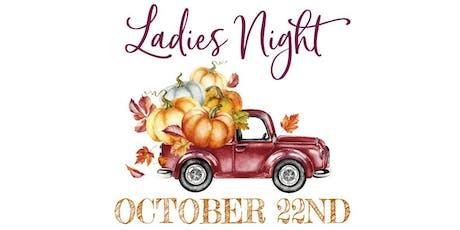 Ladies Night at Trinity tickets