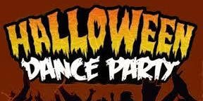 Spooktacular Dance October 26th Mission Hall