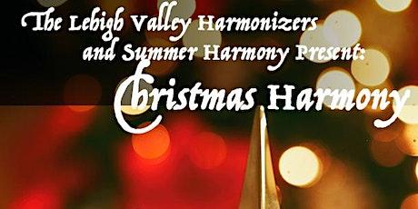 Christmas Harmony tickets