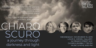 Music by the Glass - Chiaroscuro: A Journey Through Darkness and Light