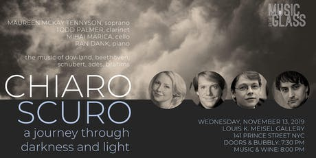 Music by the Glass - Chiaroscuro: A Journey Through Darkness and Light tickets