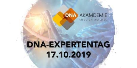 EXPERTENTAG FÜR ALLE DNA EXPERTEN Tickets