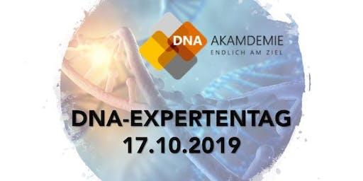 EXPERTENTAG FÜR ALLE DNA EXPERTEN