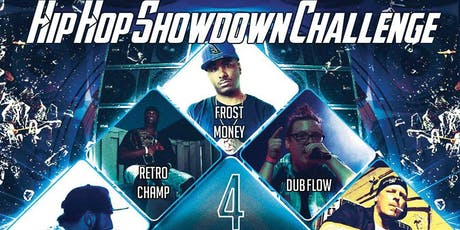 Hip Hop Showdown Challenge tickets
