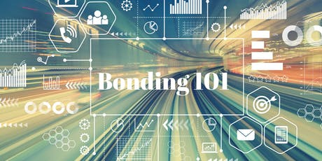 Bonding 101- DTLA tickets
