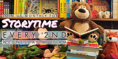 Storytime at Whole Earth! - Dallas