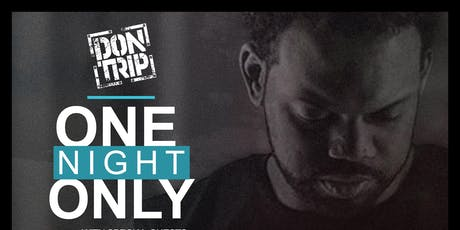 Don Trip One Night Only Tour tickets