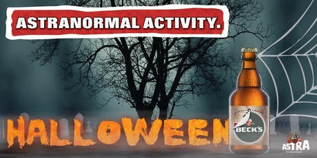 Astra Halloween - Astranormal Activity Tickets