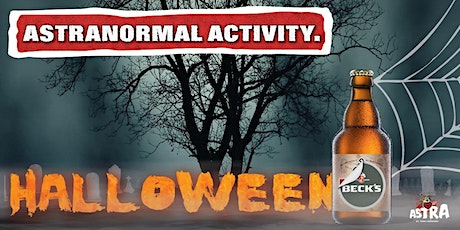 Astra Halloween - Astranormal Activity Tickets