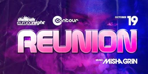 Europa Night | Reunion | Contour